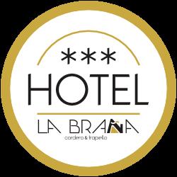 Hotel *** La Braña Icono