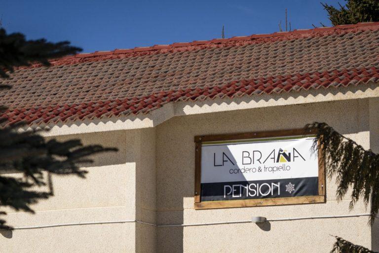 Pensión La Braña Foto 13