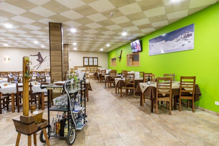 Restaurante La Braña Foto 2