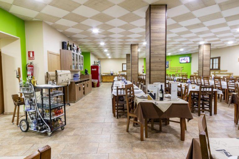 Restaurante La Braña Foto 3