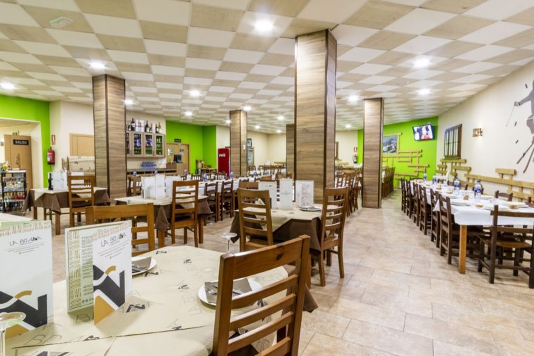 Restaurante La Braña Foto 4