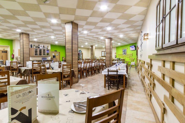 Restaurante La Braña Foto 5